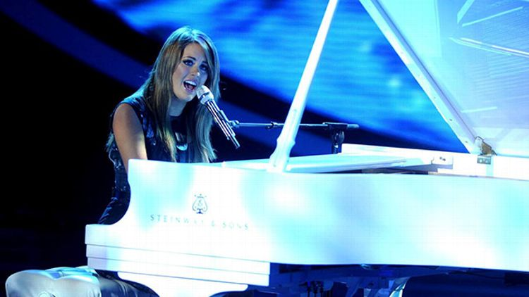 Angie Miller on 'American Idol'