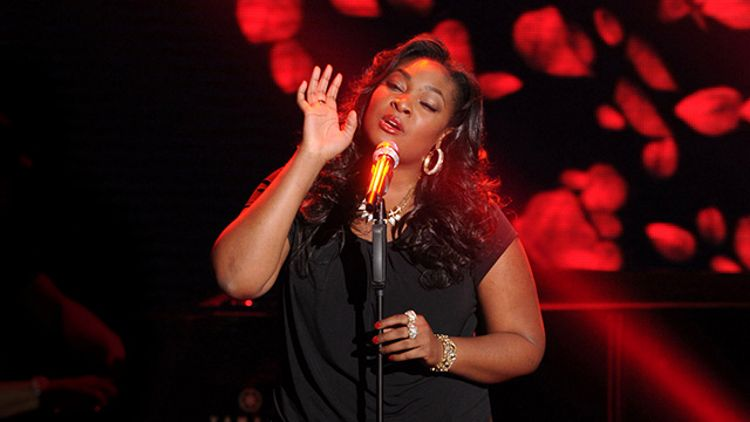 Candice Glover, 'American Idol'