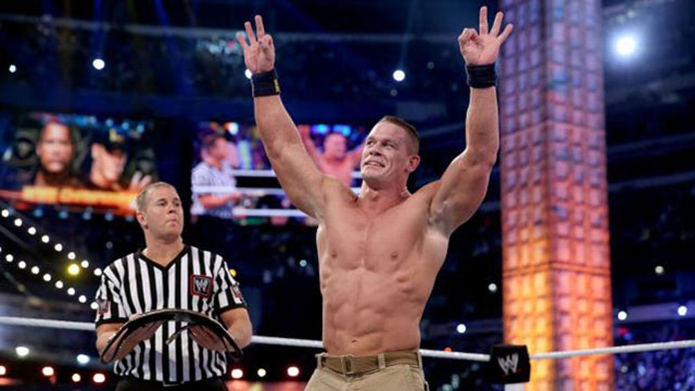 John Cena at WrestleMania 29
