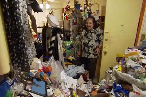 Ron Jeremy on Hoarding: Buried Alive