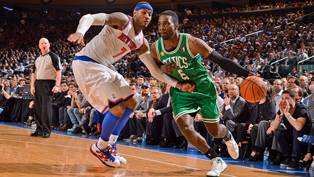 Carmelo Anthony, Jeff Green