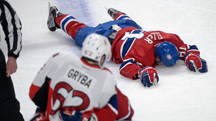 Montreal Canadiens' Lars Eller