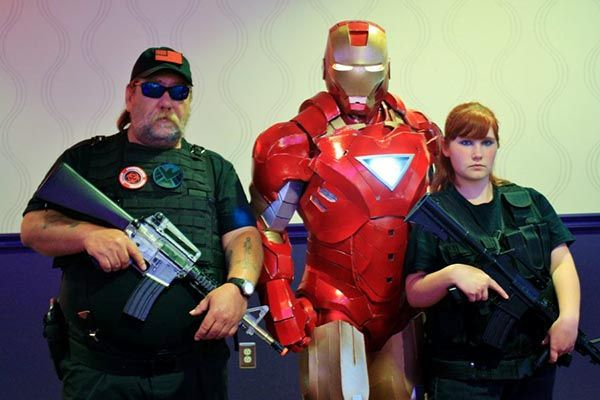 'Iron Man 3' at Goodrich Capital 8 Theaters