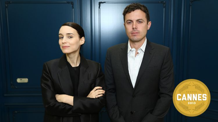 Rooney Mara and Casey Affleck