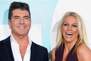 Simon Cowell/Britney Spears