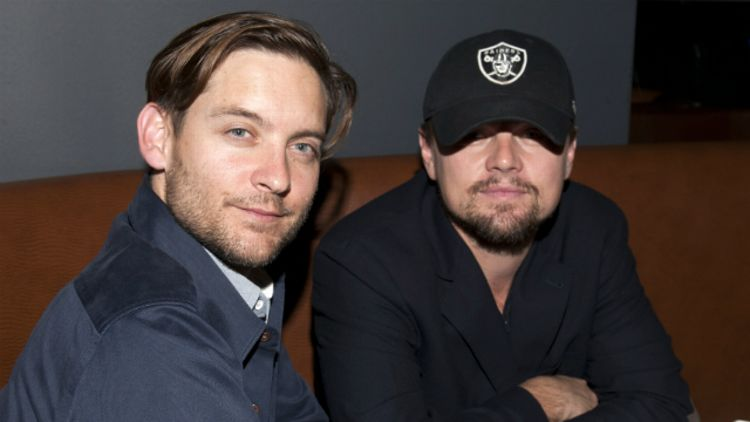 Maguire and DiCaprio