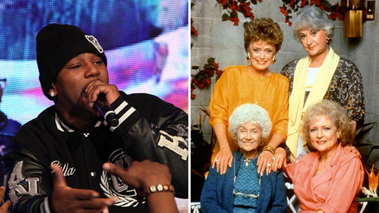 Cam'ron and The Golden Girls