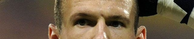 Arjen Robben Eyes - 1
