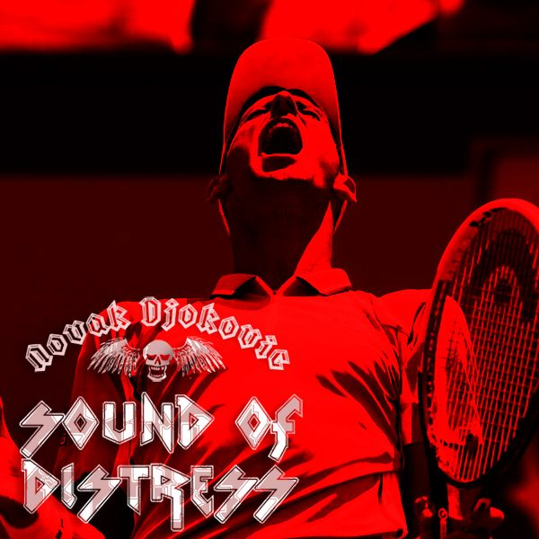 Djokovic Album Art - Graphic by Brian Phillips