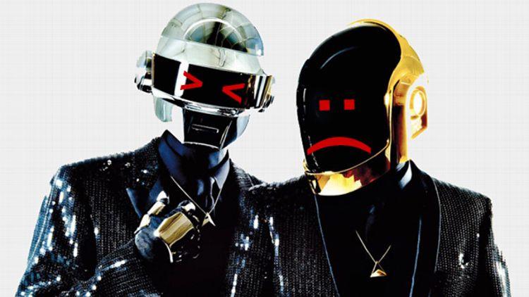 Sad Daft Punk