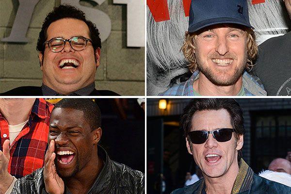 Josh Gad, Owen Wilson, Kevin Hart, Jim Carrey