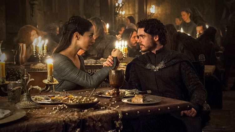 Of Thrones Season 3 Episode 9 It S Like Rains On Your Red Wedding Day