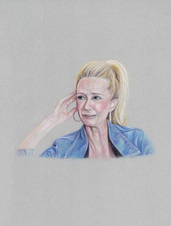Kim Richards by Karin Bubas