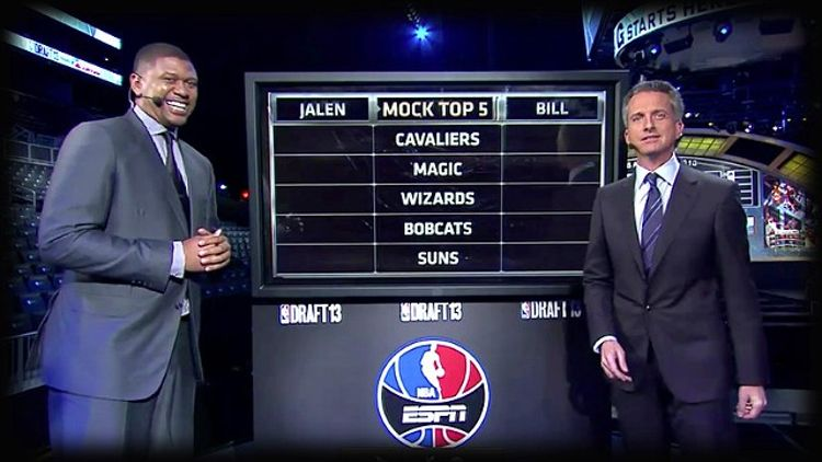 Jalen Rose and Bill Simmons