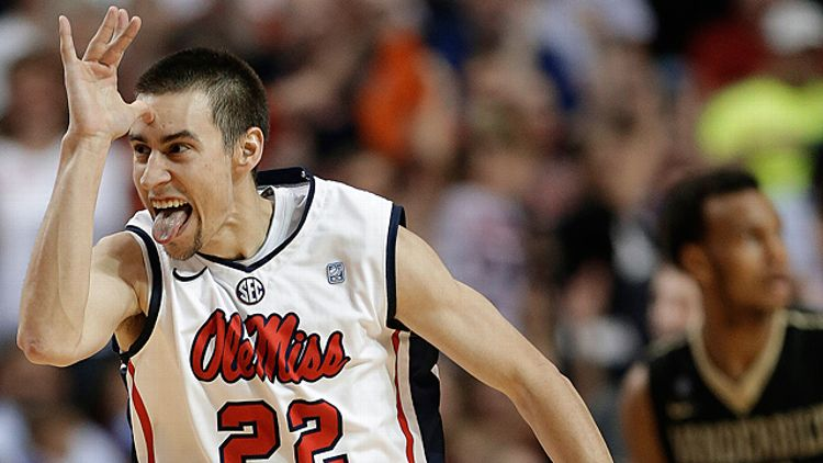 Mississippi guard Marshall Henderson