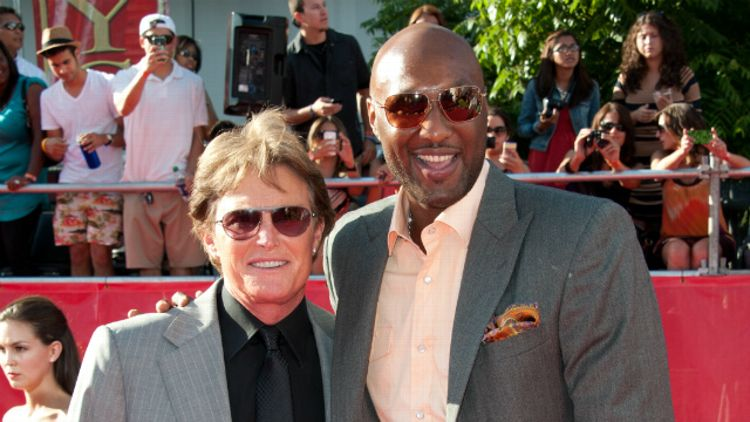 Jenner and Odom