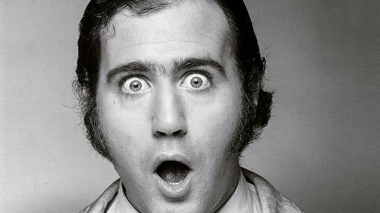 TAXI - Gallery - Season One - 9/12/78, Andy Kaufman (as Latka) on the ABC Television Network comedy 'Taxi'. The staff of a New York City taxicab company go about their job while they dream of greater things.