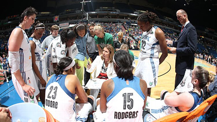 We Went There: Taking in the WNBA With the Lynx and Dream