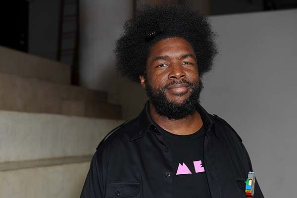 "Amir ""Questlove"" Thompson"