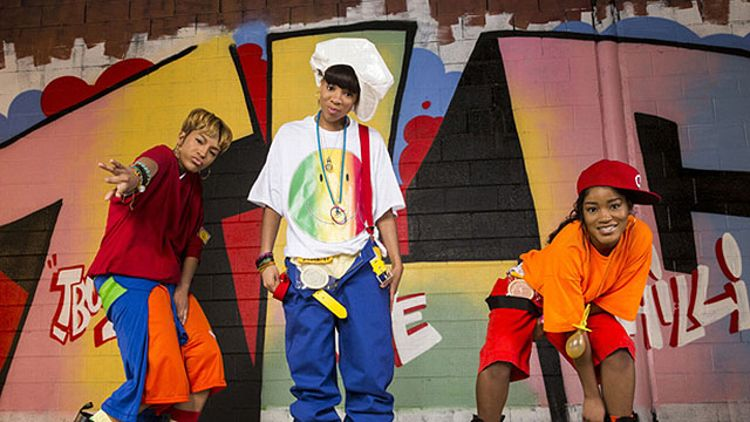 Crazysexycool tlc story youtube