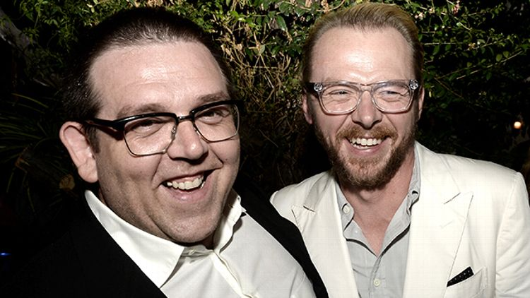 Nick Frost, Simon Pegg