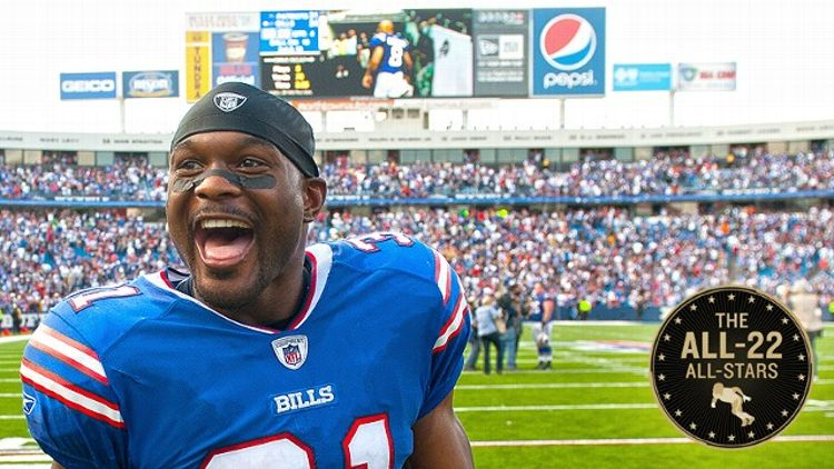 The All-22 All-Stars: Jairus Byrd, an Unsigned Star