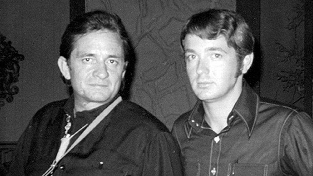 Chance and Johnny Cash