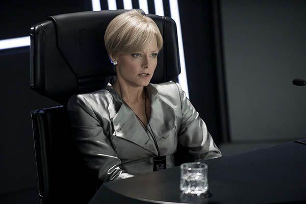 Jodie Foster in 'Elysium'