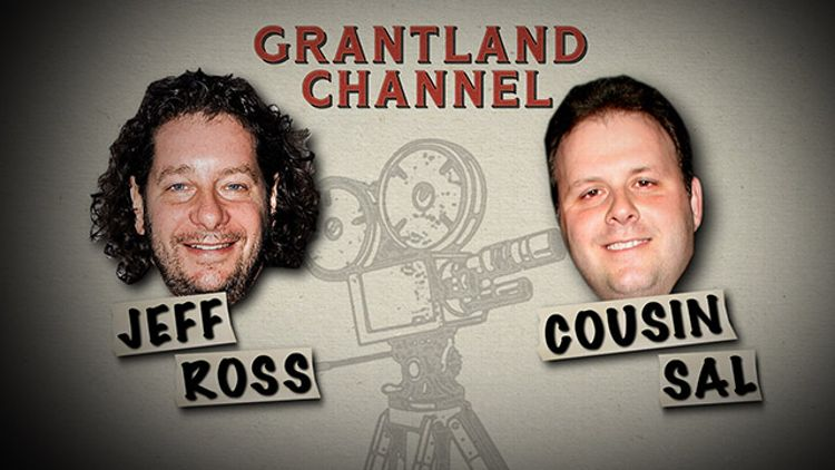 Grantland Channel: Cousin Sal and Jeff Ross