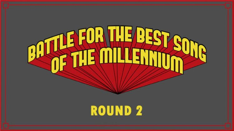 Battle for the Best Song (round 2)