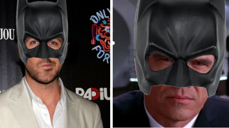 Ryan Gosling and Josh Brolin