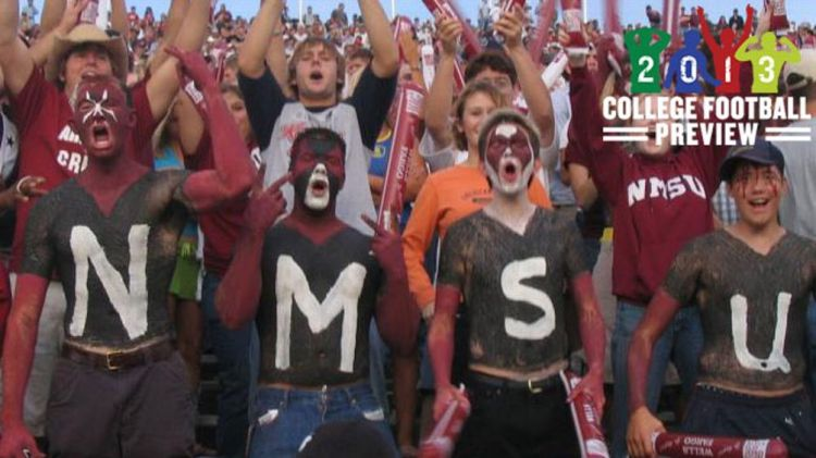 NMSU Fans - Courtesy of NMSU Athletics