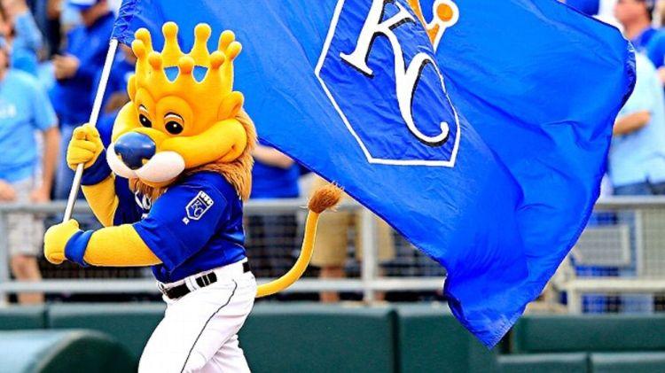 Kansas City Royals mascot