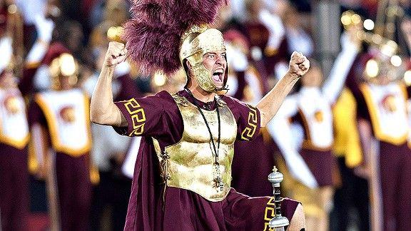 USC Mascot