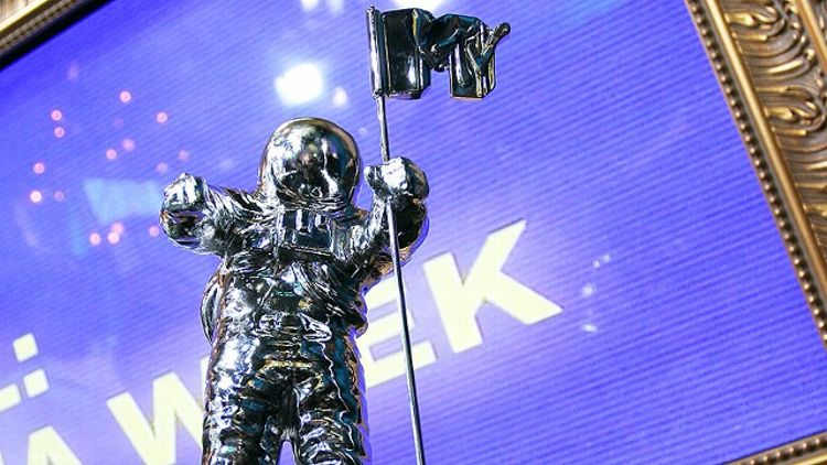 MTV Video Music Awards Moonman