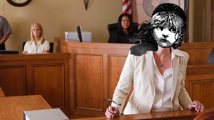 Les Miserables Lawyer