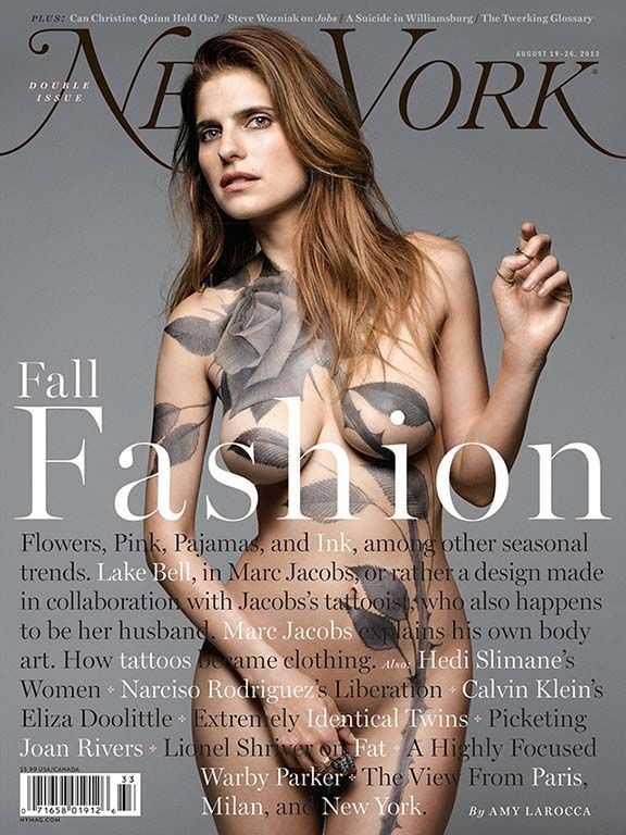 Lake Bell in New York Magazine