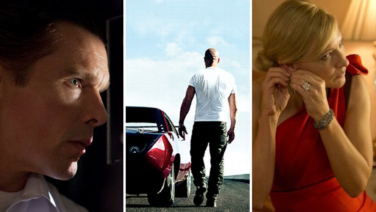 The Purge, Fast & Furious 6, and Blue Jasmine