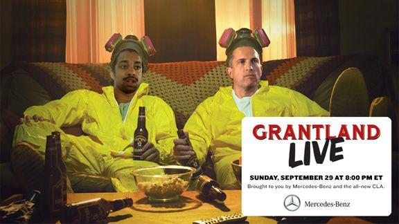 Grantland Live