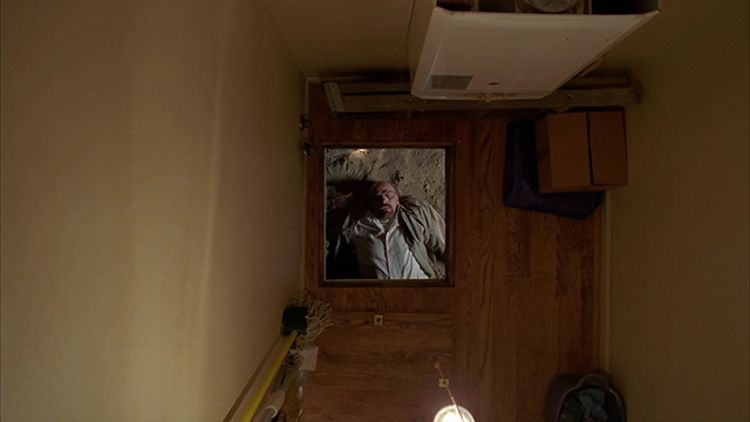 Breaking Bad, 'Crawl Space'