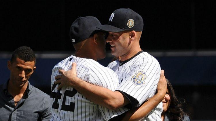 Rivera and Jeter