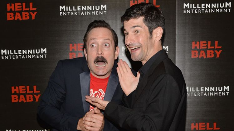 Thomas Lennon and Ben Garant