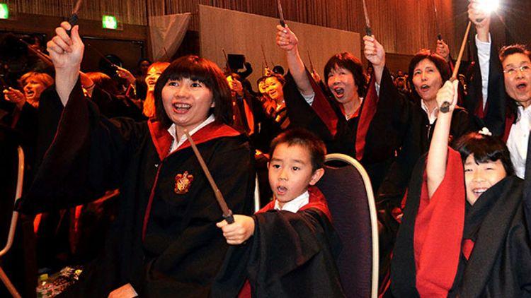 Harry Potter Fans in Osaka