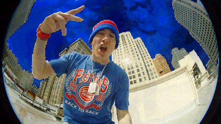 """Eminem, """"Berserk"""""""