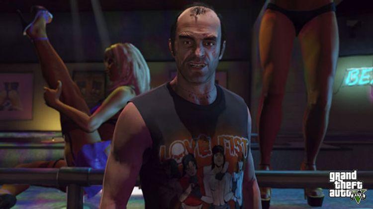 Grand Theft Auto V - Courtesy of Rockstar Games