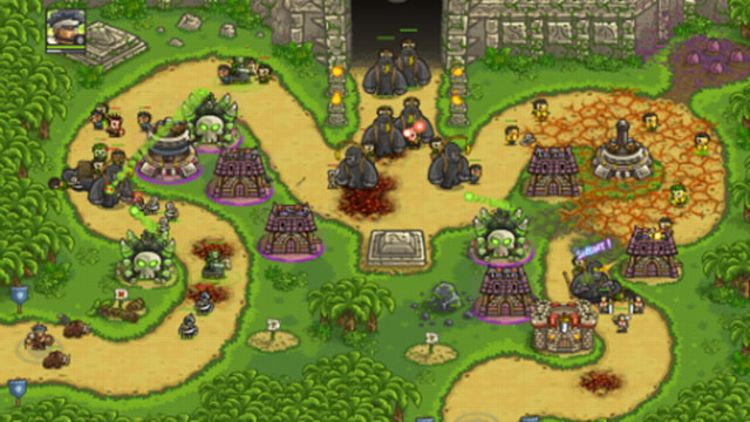 Kingdom Rush Frontiers - IRONHIDE GAME STUDIO