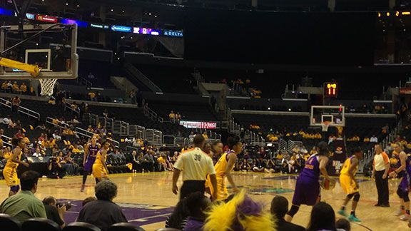 Mercury-Sparks Game 1, photo 2 - Patricia Lee/Grantland