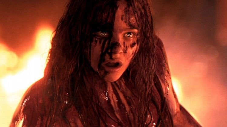 Chloe Grace Moretz in 'Carrie'