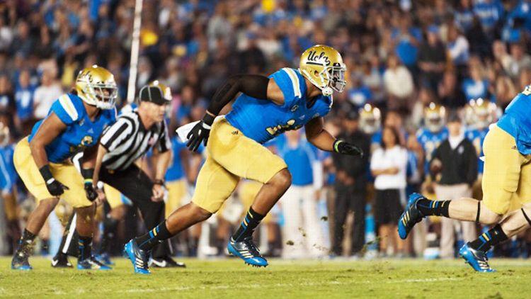 UCLA linebacker Anthony Barr