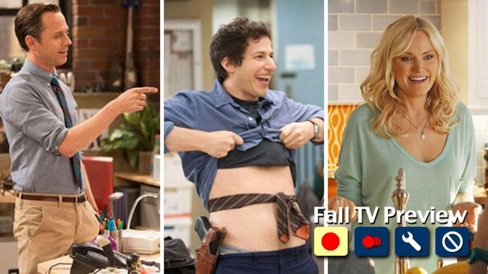 Fall Comedy Preview